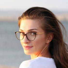 Briller uden styrke